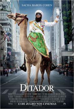 Filme O Ditador estreia nesta sexta-feira (24)