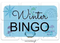 Winter BINGO   memory10 najlepszych zimowych piosenek dla dzieciStar Wars are backNoworoczne postanowienia, szkolenia i jaBlogowanie pod jemiołą i świąteczne prezenty