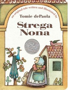 Love this Simon & Schuster Strega Nona Hardcover by Simon & Schuster on New York Times, Simple Line Drawings, Retelling, Book Authors, Read Aloud, Childrens Books, Kindle, Nostalgia, Thing 1