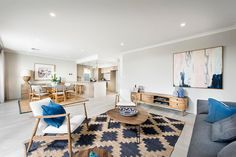 Scullin Residence by Jodie Cooper Design