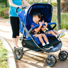 Joovy double stroller is a side by side double stroller which has a stylish graphite grey frame and bigger wheels. This second best double stroller is lightweight and narrow design which allows the stroller to fit through any door. Double Stroller For Toddlers, Double Stroller Reviews, Best Double Stroller, Bob Stroller, Jogging Stroller, Travel Stroller, Uppababy Stroller, Umbrella Stroller, Running Strollers