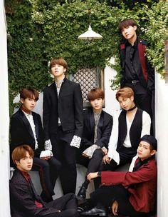BTS - I love uuu Bangtan ❤