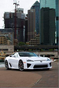 Pinterest: iamtaylorjess   Lexus LFA #LexusLFA