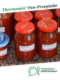 Adżika (koncentrat- dodatek do sosów, dipów itp.(L.A.)) jest to przepis stworzony przez użytkownika Lidka Abramowicz. Ten przepis na Thermomix<sup>®</sup> znajdziesz w kategorii Sosy/Dipy/Pasty na www.przepisownia.pl, społeczności Thermomix<sup>®</sup>.