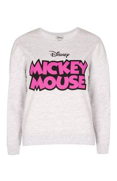 Primark - Mickey Mouse Front Print Sweat Top