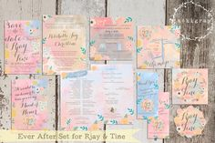 Grey Wedding Invitations, Gray Weddings, Invitation Set, Ever After, Facebook, Design, Grey Weddings, The Vow