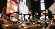 Now you know what the world looks like for people with glasses. (gif)