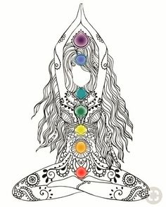 Stay aligned friends. #chakra #alignment