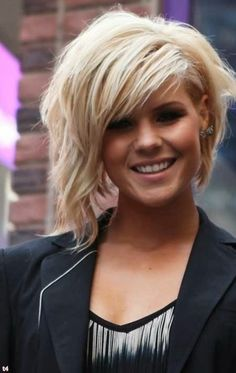 Celebrities With Short Haircuts 2014