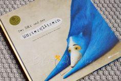 """""""Traumhaft schöne Illustrationen"""", Agnès de Lestrade / Valeria Docampo: 'Der Bär und das Wörterglitzern' als Empfehlung bei Baby, Kind & Meer"""