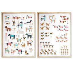Quiero compartir lo último que he añadido a mi tienda de #etsy: Dogs Alphabet and numbers set for Dog lovers, Dog alphabet poster, ABC and Numbers dog breed, A to Z dogs alphabet, Dog breeds wall art Alphabet Wall Art, Animal Alphabet, Alphabet And Numbers, Printing Services, Online Printing, Sites Like Etsy, Personalised Photo Cards, Craft Sites, Rainbow Nursery