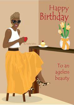 45 African American Birthday Ideas Happy Birthday African American Happy Birthday Images Birthday