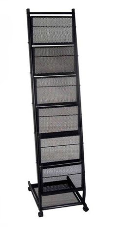 Fantastic Displays 6 Pocket Mobile Literature Rack Brochure Holder for Magazine Rolling - Medium Fantastic Displays http://www.amazon.com/dp/B00CMY4MQA/ref=cm_sw_r_pi_dp_OUt4tb02VFSNM