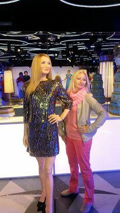 Grévin Praha - muzeum voskových figurín – Sbírky – Google+ Vogue, Formal Dresses, Fashion, Dresses For Formal, Moda, Formal Gowns, Fashion Styles, Formal Dress, Gowns