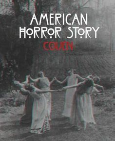 American Horror Story Coven; this looks amazing!!! I really need good cable D':