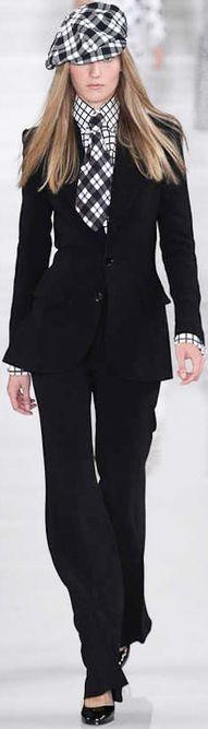 NY Fashion Week Ralph Lauren Spring 2014