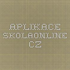 aplikace.skolaonline.cz
