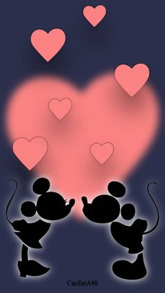 Mickey and Minnie Mouse Mickey Mouse Images, Mickey Mouse Cartoon, Mickey Mouse And Friends, Mickey Minnie Mouse, Mickey Mouse Wallpaper Iphone, Cute Disney Wallpaper, Cute Cartoon Wallpapers, Happy Wallpaper, Wallpaper Iphone Cute