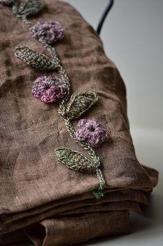 Crochet on Linen