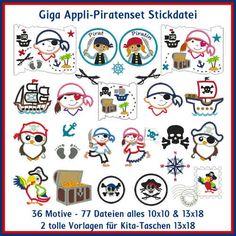 Piraten Appli Giga Set http://www.rock-queen.de/epages/78332820.sf/de_DE/?ObjectPath=/Shops/78332820/Products/2124