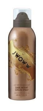Australian Gold JWOWW Dark Instant Sunless Spray 5.0 OZ