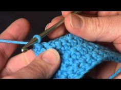 Video Tutorial: Reverse Single Crochet