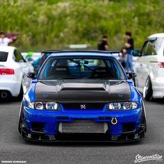 Nissan Skyline Gtr R33, R33 Gtr, R34 Skyline, Nissan Gt R, Street Racing Cars, Japanese Cars, Modified Cars, Jdm Cars, Retro Cars