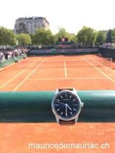 #mauricedemauriac Swiss made watch.  http://mauricedemauriac.ch/