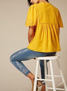 Premium Embroidered Blouse