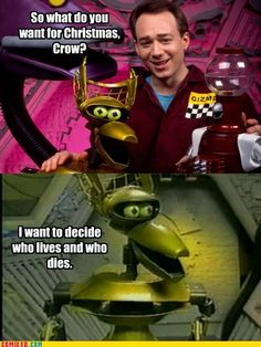 Oh MST3000, how I wonder why you're not on tv anymore