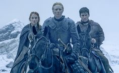 """Note: This story contains a plot revelation from Sunday's Game of Thrones episode, """"Book of the Stranger""""...  It finally happened: Two Starks reunited on Game of Thrones."""