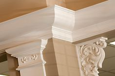 Large Molding - Crown Molding and Large Crown Molding