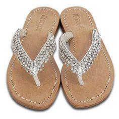 Mystique Jangle Silver Rhinestone Sandals
