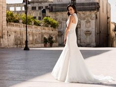 Obsession - Marylise - Wedding dresses and bridal gowns | Marylise 2014 Bridal Collection shooted in Syracuse, Sicily