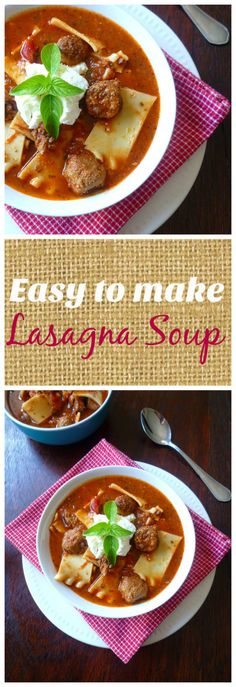 Mention a Homemade Lasagna and all I can think of are the wonderful layers and layers of pasta, slowly simmered homemade sauce, quality lean meats, creamy whole milk ricotta, fresh Italian herbs, a…