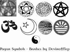 Pagan Protection Symbols Against Evil Pagan_symbols_brushes_5_0_by_ ...