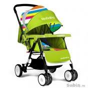 Xe đẩy trẻ em Seebaby T11 được thiết kế với kiểu dáng đẹp mắt với nhiều tính năng nổi bật nên Seebaby dang là lựa chọn số 1 của các bà mẹ. Xem chi tiết SP: https://subin.vn/sp/xe-day-tre-em-seebaby-t11-a405.html  Xe đẩy T11 với trọng lượng siêu nhẹ có thể gấp gọn để trong xe hơi, đi du lịch... Chỗ ngồi rộng rãi, tựa lưng 3 chế độ: nằm, ngã, ngồi... và rất an toàn khi vận hành