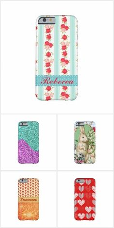 iPhone 6 6s Cases Barely There Mega Collection by #larkdesigns on #zazzle