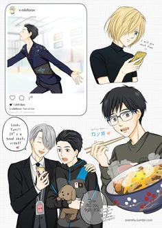 "orerishu: "" Need more Victuuri!! °˖✧◝(⁰▿⁰)◜✧˖° I also open Pre-Order of Yuri!!! on ICE charms, if you are interested, please have a visit to my store. Thank you! (ㅇㅅㅇ) """