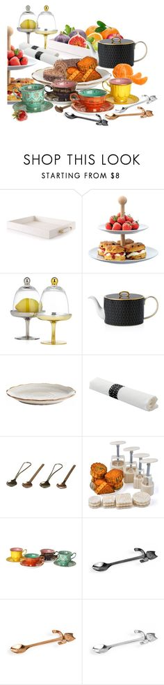"""""""To add taste to a gloomy October"""" by mix-max ❤ liked on Polyvore featuring interior, interiors, interior design, home, home decor, interior decorating, LSA International, Wedgwood, The Just Slate Company and Pols Potten"""
