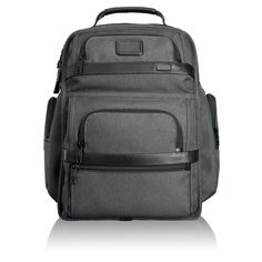Tumi Alpha 2 T-Pass Business Brief Pack Nylon (Anthracite)