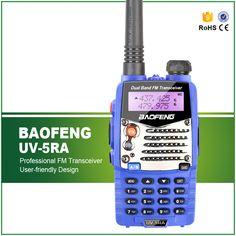>> Click to Buy << Baofeng UV-5RA Blue Walkie Talkie VHF136-174MHz & UHF400-520MHz Dual Band Two Way Radio UV-5RA 5W 128CH Free Earphone #Affiliate