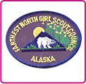 Fairbanks Girl Scouts :: Farthest North Council, Fairbanks, Alaska Girl Scouts Usa, Girl Scout Patches, Girl Scout Badges, Fairbanks Alaska, Family Love, Scouting, Girls In Love, Survival Skills, Arctic
