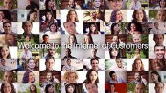 顧客のインターネットの時代へようこそ