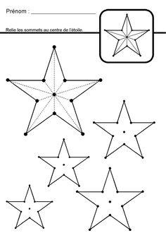 Site maternelle : graphisme sur le thème de Noël