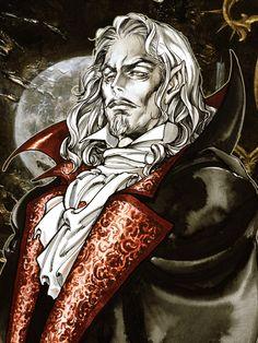 Dracula produced by Ayami Kojima