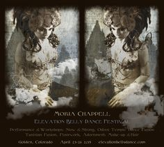 Moria Chappell's poster for Elevation 2015