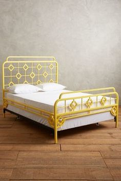 Anthropologie Chinoiserie Bed #anthrofave