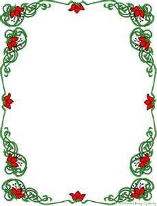 christmas borders clip art   Bisarbeat: Christmas clip art border