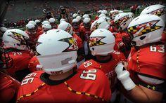 #UMD #Maryland #Terps #Football - Randy Edsall   Maryland Football & Under Armour